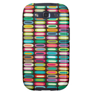 New York lozenge chocolate Galaxy S3 Cases
