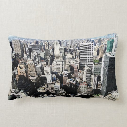 New York Lumbar Pillow