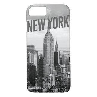 New York Manhattan iPhone Case (4,5,6,7,8)