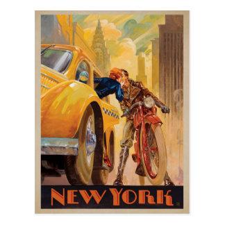New York Minute Postcard