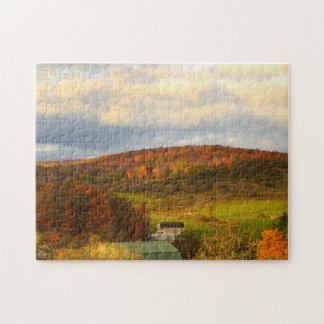 New York Mountains Puzzle