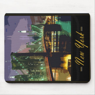 new-york mouse pad