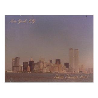 New York, N.Y. Postcard