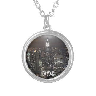 New York Necklace Cool New York Souvenir Jewelry