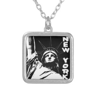 New York Necklace Statue of Liberty NYC Souvenir