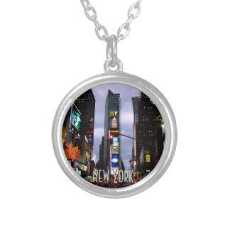 New York Necklace Times Square New York Souvenir