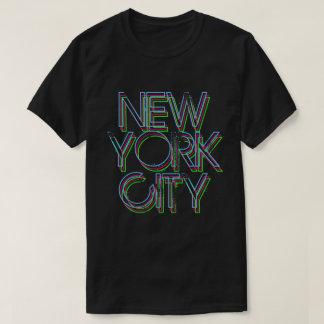 New York Neon Lights T-Shirt