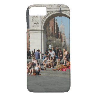 New York, New York don't we love it iPhone 8/7 Case