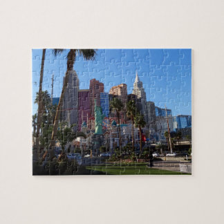 New York – New York Hotel #2 Jigsaw Puzzle