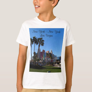New York – New York Hotel #2 Kids T-shirt