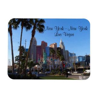 New York – New York Hotel #2 Magnet