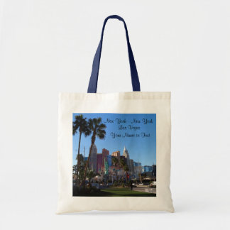 New York – New York Hotel #2 Tote Bag