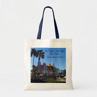 New York – New York Hotel #2 Tote Bag