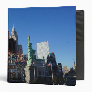 New York – New York Hotel Binder