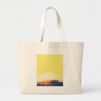 New York New York Large Tote Bag