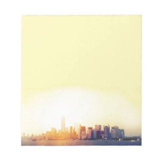 New York New York Notepad