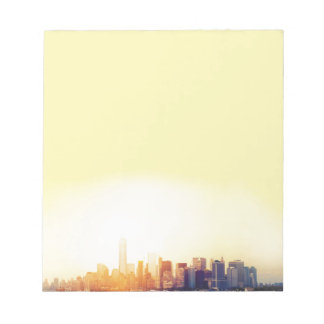 New York New York Notepads