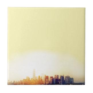 New York New York Tile