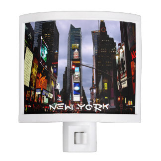 New York Nightlight Custom Times Square Nightlight Nite Light