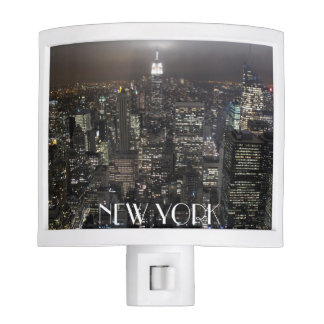 New York Nightlight NY Empire State Night Light