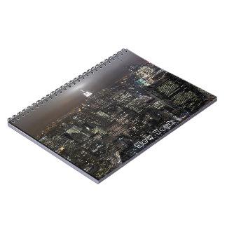 New York Notebook Empire State Souvenir Journal