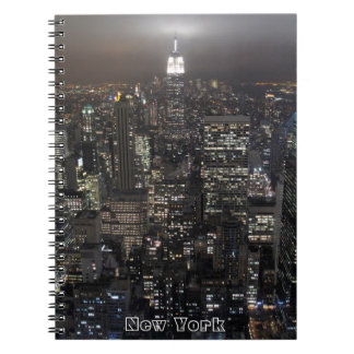 New York Notebook Empire State Souvenir Journal