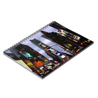 New York Notebook Times Square Souvenir Journal