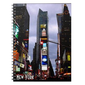 New York Notebook Times Square Souvenir Journal
