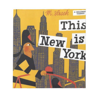 New York Notepads
