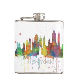 NEW YORK, NY SKYLINE - Drinks flask