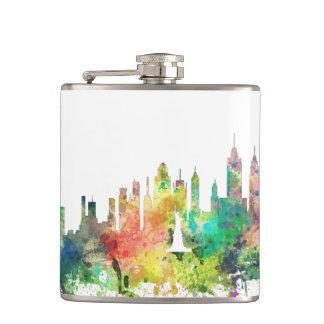NEW YORK, NY SKYLINE SP - FLASKS