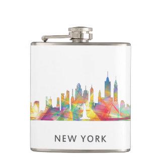 NEW YORK, NY SKYLINE WB1 - FLASK