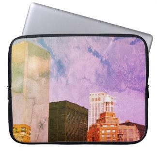 New York NYC city Laptop Sleeve