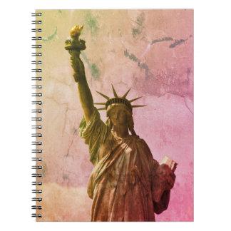 New York NYC city Notebooks