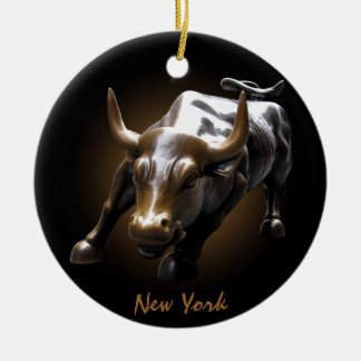 New York Ornament Personalized New York Decoration