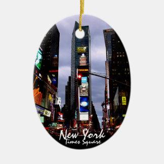 New York Ornament Personalized New York Souvenir