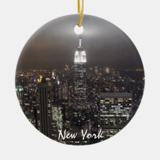 New York Ornament Personalized Souvenir Decoration