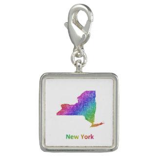 New York Photo Charm