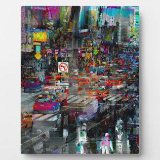 New York Plaque