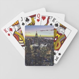 New York Playing Cards, Standard Index faces Playing Cards