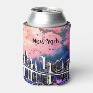New York, Pop Art Can Cooler