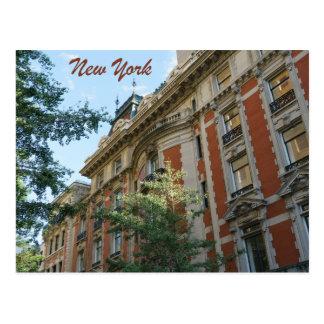 New York Postcard (Fifth Ave)