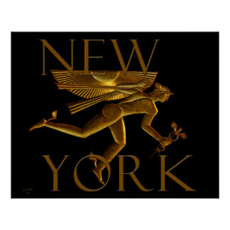 New York - poster