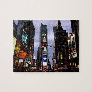 New York Puzzle New York Cityscape Souvenir Puzzle