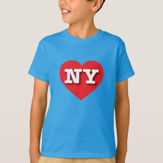 New York Red Heart - Big Love T-Shirt