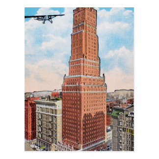 New York: Ritz Tower Postcard