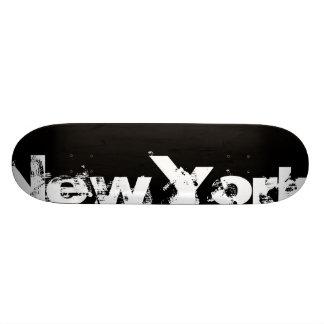 New York Skate Board Decks