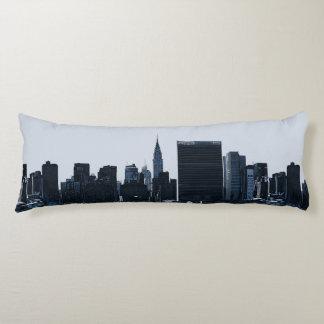 New York Skyline Body Pillow