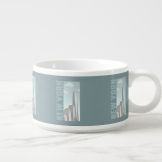 New York Skyline Bowl