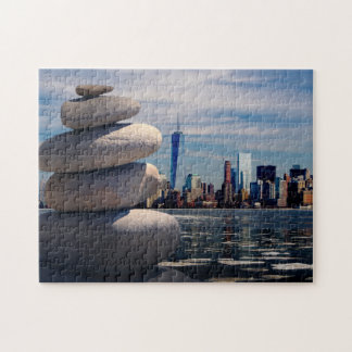 New York Skyline. Jigsaw Puzzle